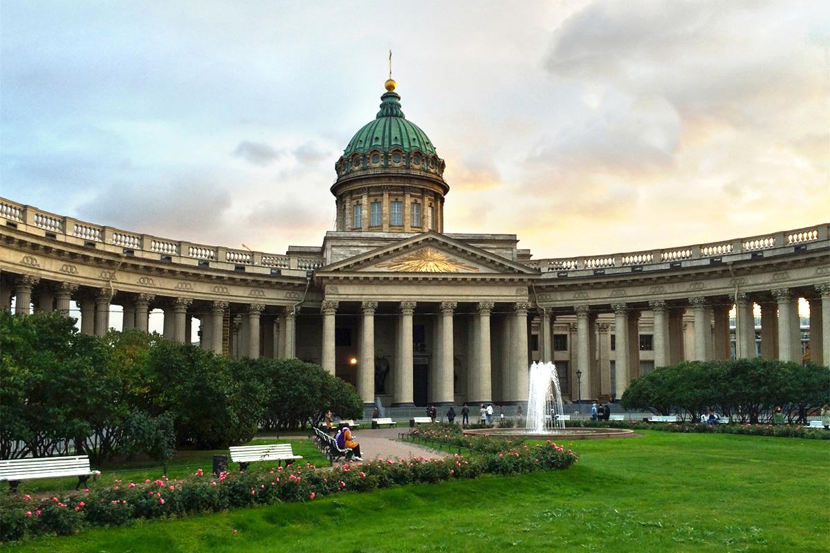 Казанский собор #Moskva
